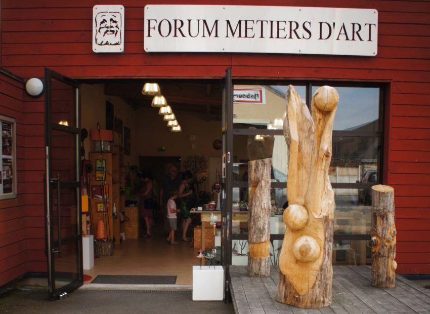 Forum Métiers dArt
